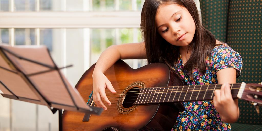 musikundervisning for børn