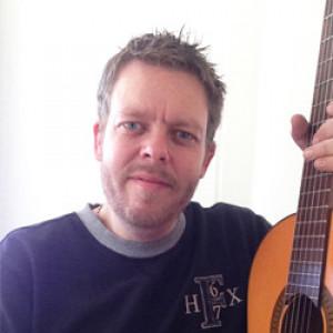 Musikunderviser Kasper Hansen
