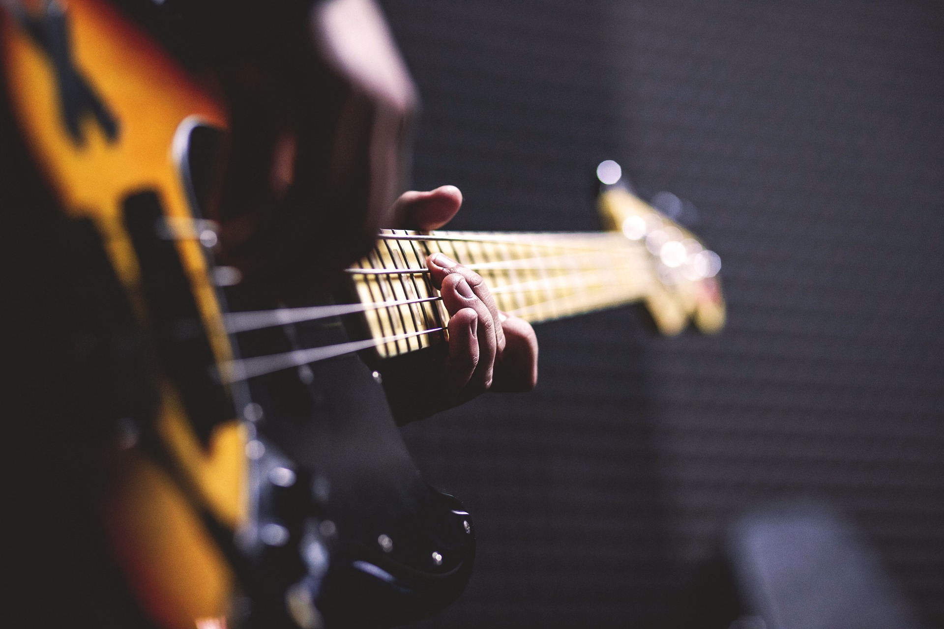 Learn to Play Bass Guitar as an Adult