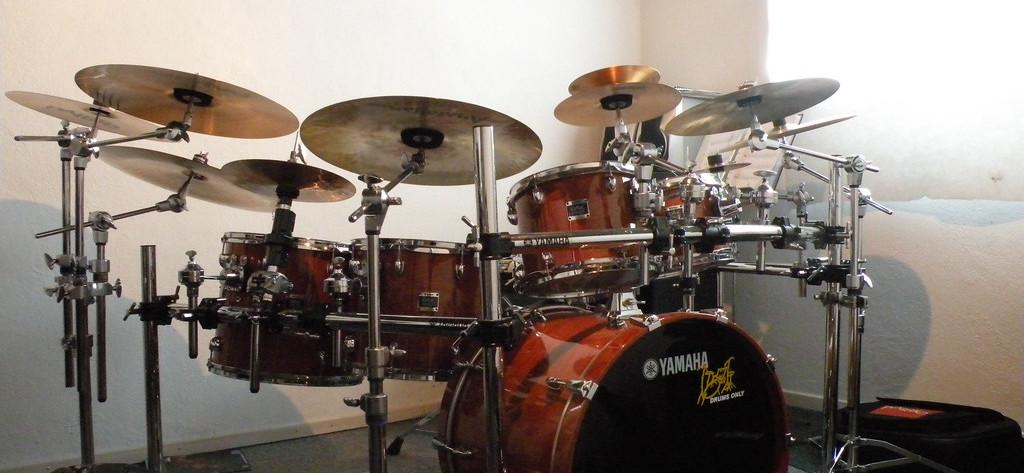 trommerundervisning online
