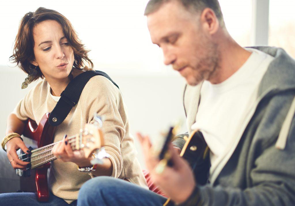 musikundervisning for voksne