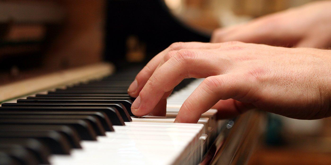 klaverundervisning